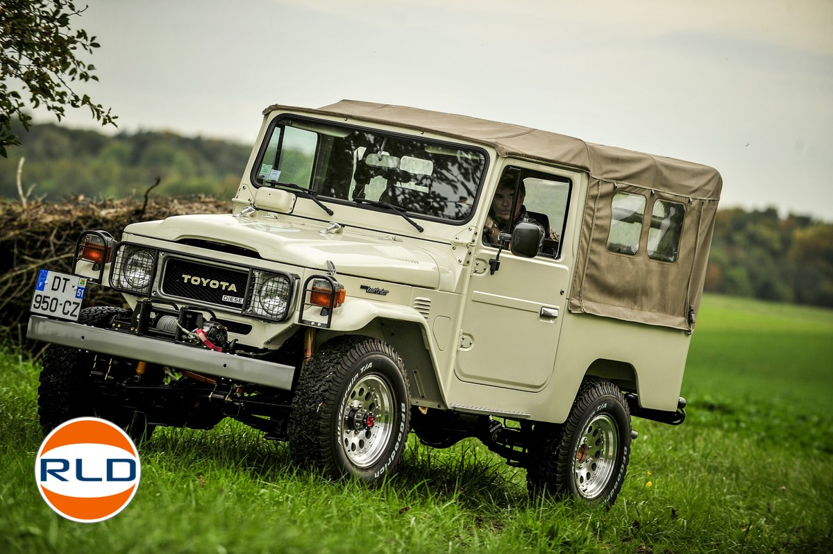 Toyota Land Cruiser BJ 46